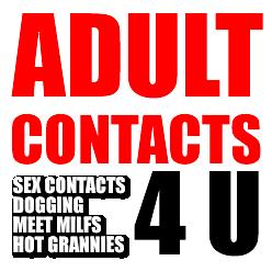 Adult contacts 4 U